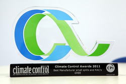 Climate Control Awards 2011 CPI Industry