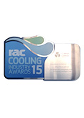 International Achievement of the Year RAC Cooling Industry Awards 2015